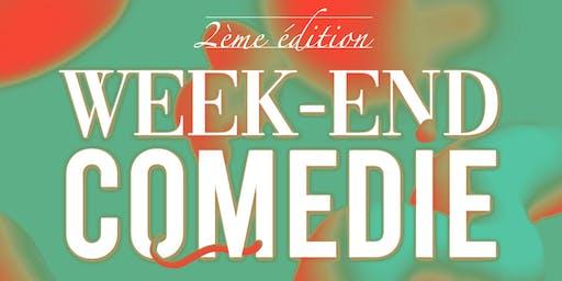 Weekend Comédie - 2ème Edition.