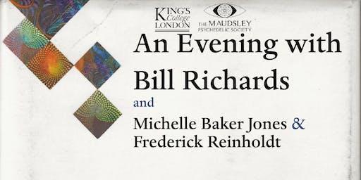 An Evening with Bill Richards, Michelle Baker Jones & Frederick Reinholdt