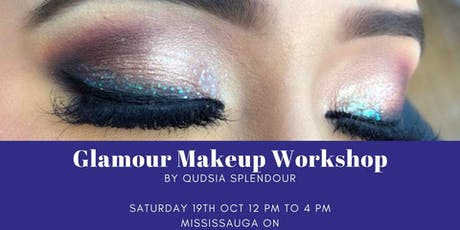 Glamour Makeup for Everyone By Qudsia Splendour tickets