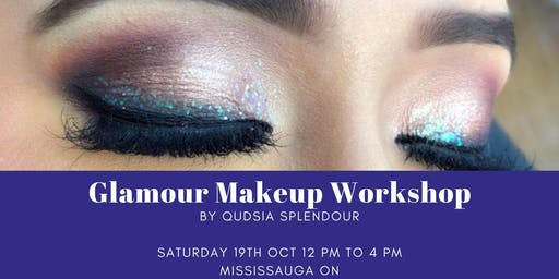 Glamour Makeup for Everyone By Qudsia Splendour