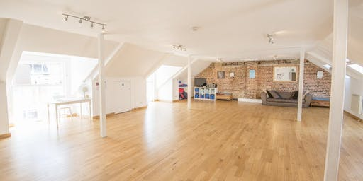 Calm & Bliss Mini Urban Retreat @ The Loft