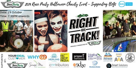 Race Party Halloween Charity Event tickets