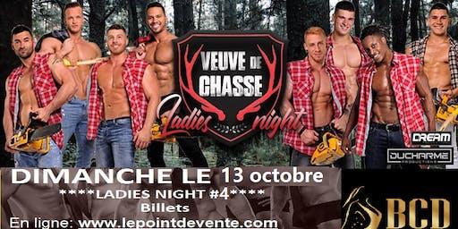 Soirée Danseurs!! Ladies night #4