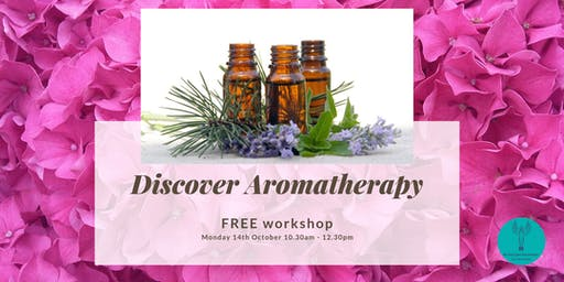 Discover Aromatherapy for massage therapists
