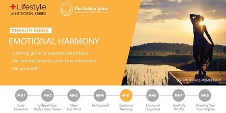 Emotional Harmony tickets
