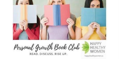 Personal Growth Book Club ~Etobicoke tickets