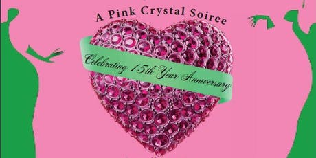 Chi Tau Omega's A Pink Crystal Soiree - Celebrating 15th Year Anniversary tickets