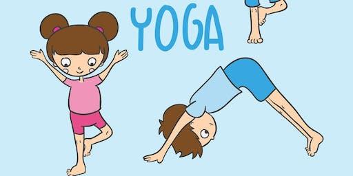 Children's Joyful Yoga
