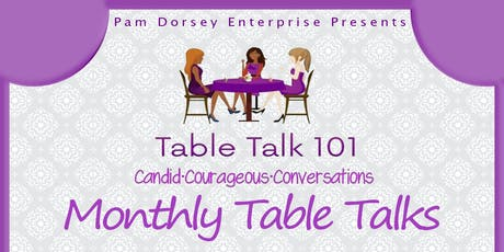 November Table Talk 101 tickets
