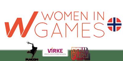Women In Games Lunch for Konsoll