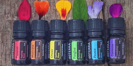 Free Essential Oil Classes