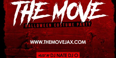 THE MOVE JAX: Halloween Costume Party tickets