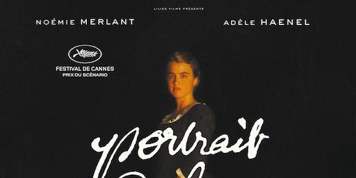Movie night + Q&A with actress; 'Portrait de la Jeune fille en feu'­ ­­