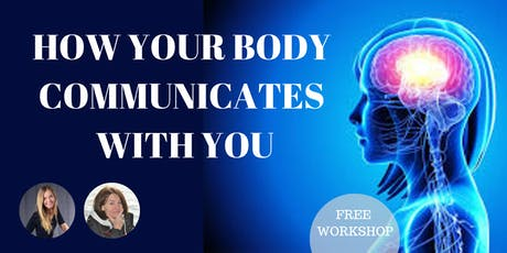 How your body communicates with you physically & energetically tickets