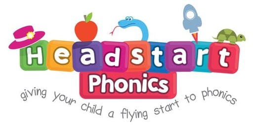 Headstart Phonics Workshop for Adults