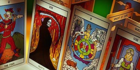 Advance Tarot Class – Manifesting through Tarot Cards 12-12-19 Austin,TX tickets