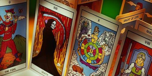 Advance Tarot Class – Manifesting through Tarot Cards 12-12-19 Austin,TX
