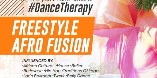 Freestyle Afro Fusion