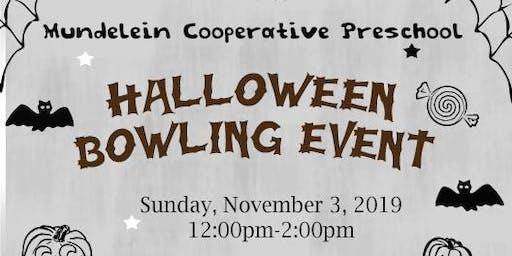 Mundelein Cooperative Preschool- 2019 Halloween Bowl
