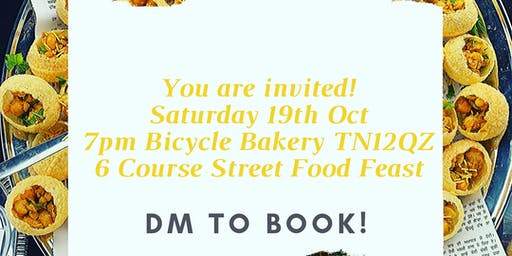 Bhaji Bhaji Supper Club