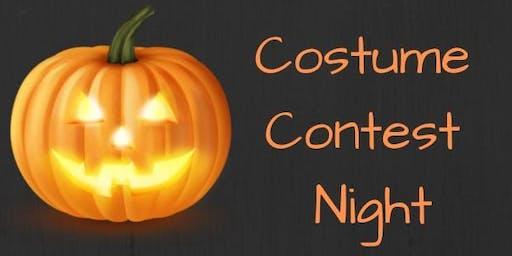 Family Halloween Costume Contest Night!