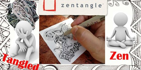 Zentangle with Ambika Devi tickets