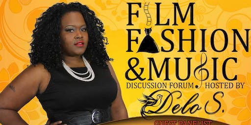 FILM, FASHION, AND MUSIC DISCUSSION FORUM LIVE TAP PODCAST