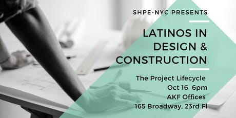 Latinos in Design + Construction : The Project Lifecycle tickets