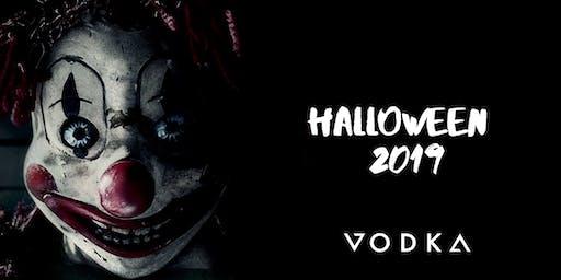Halloween 2019 - VODKA Bar & Nightclub