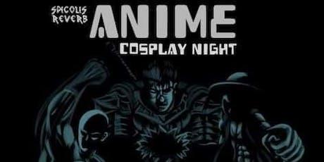 Anime Night - Cosplay Costume Contest! tickets
