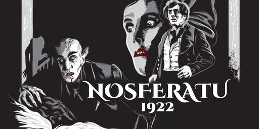 NOSFERATU - Silent Film @The Hoosier