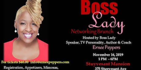 Boss Lady Networking Brunch tickets