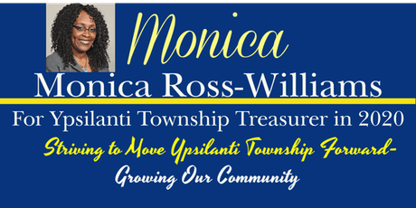 Official Breakfast Campaign Kickoff & Fundraiser Event - Monica Ross Williams 4 YTown Treasurer in 2020 tickets
