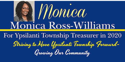 Official Breakfast Campaign Kickoff & Fundraiser Event - Monica Ross Williams 4 YTown Treasurer in 2020