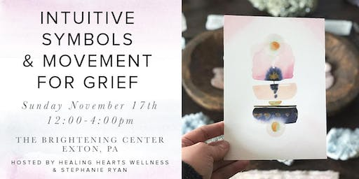 Intuitive Symbols & Movement for Grief