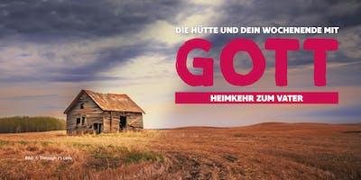 Die Hütte und dein Wochenende mit Gott