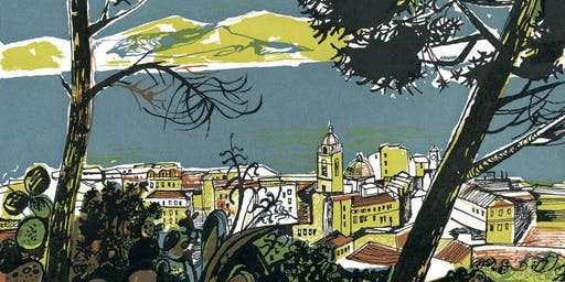 John Minton: the commercial art - a talk by Martin Salisbury.