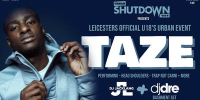 TAZE ★PERF GUN LEAN REMIX-HEAD SHOULDERS ★ ALONGSIDE  DJJACKLANG & DJ DRE ★