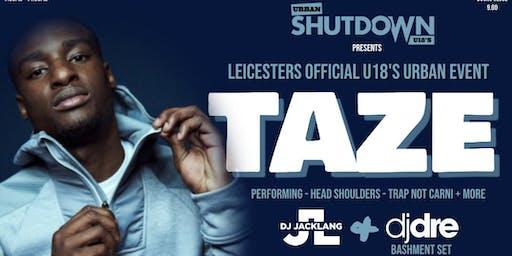 TAZE ★PERF GUN LEAN REMIX-HEAD SHOULDERS ★ ALONGSIDE  DJJACKLANG & DJ DRE ★