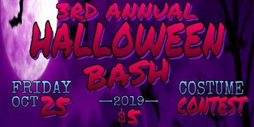 Jim-Jones 3rd Annual Halloween Bash