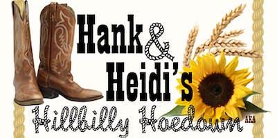 Hank & Heidi's Hillbilly Hoedown Wedding