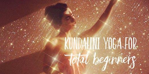 Kundalini Yoga for Total Beginners