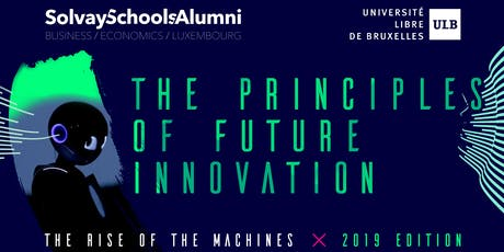 Rise of the Machines: The principles of Innovation tickets