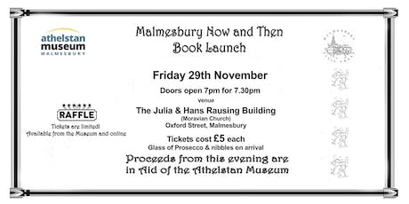 Malmesbury Now and Then Book Launch tickets