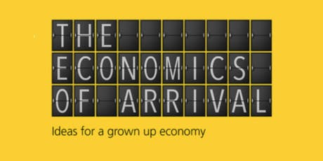 Impact Economy Book Club: The Economics of Arrival with author visit tickets