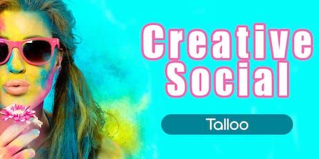Talloo Creative Social tickets