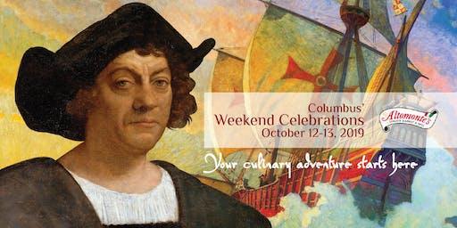 Columbus' Week-End Celebrations