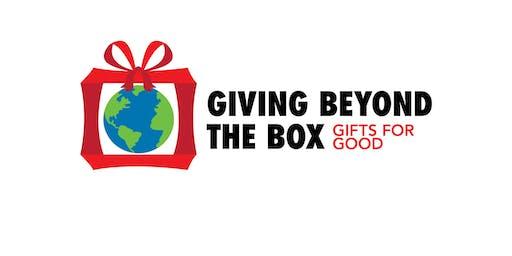 Launching Giving Beyond the Box, LLC