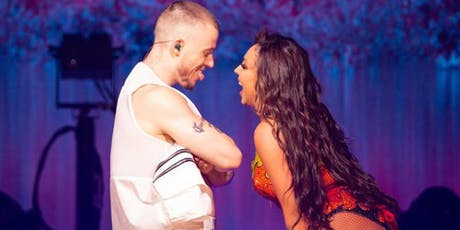 Master Class with Little Mix Dancer ANDERS DEENO tickets