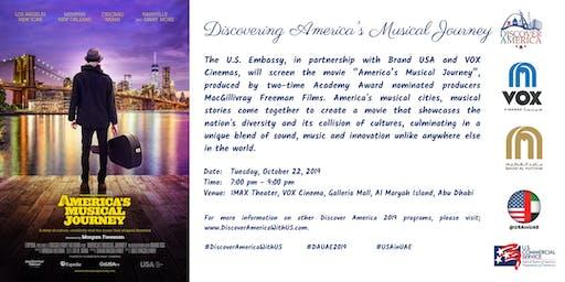 IMAX Movie Screening: America's Musical Journey